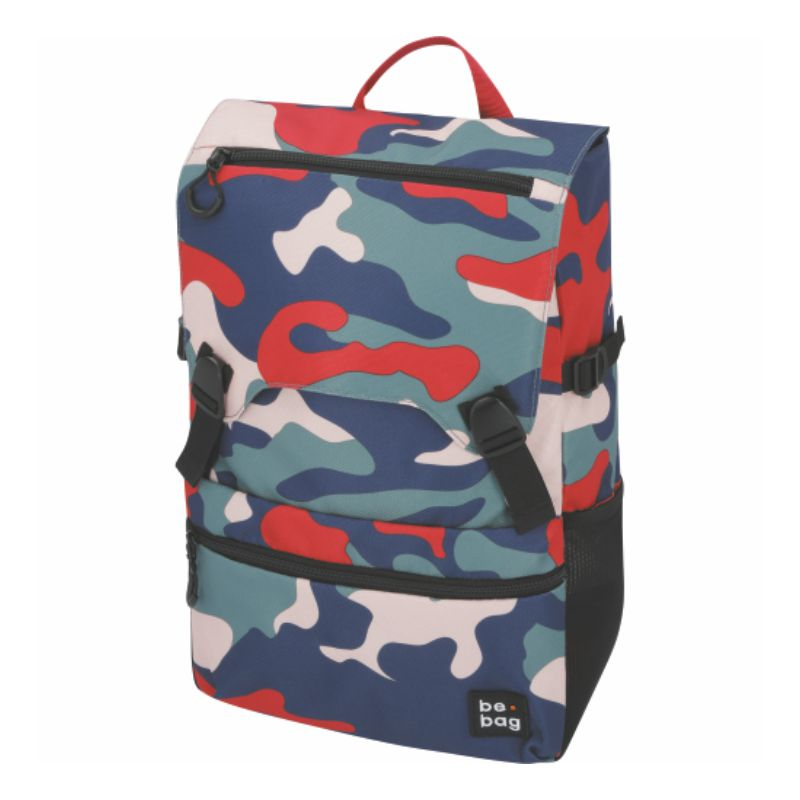 Rucsac Be.bag 28 X 13 X 43 Cm, Be.smart Camouflage Herlitz
