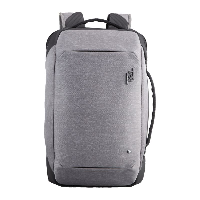 Rucsac Ultra-slim, Compartiment Laptop 15 Buzunar Frontal, Spate Buretat, Ergonomic ?i Aerisit, Bagz Office Herlitz