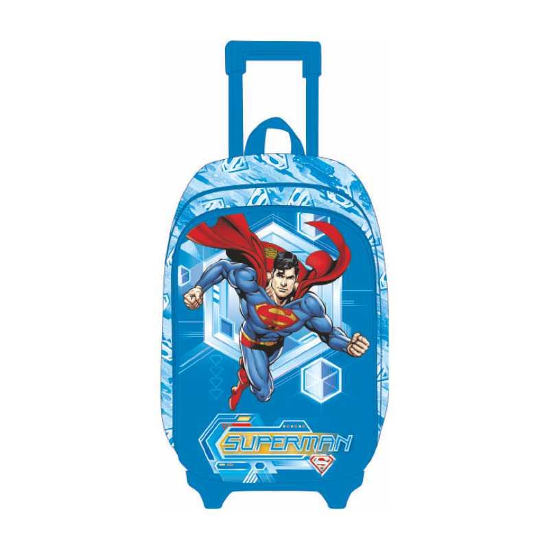 Ghiozdan Troller, Clasele 1-4, 3d Superman