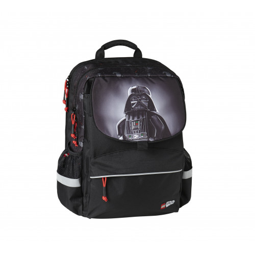 Ghiozdan Scoala Starter Plus Lego Core Line - Design Star Wars Darth Vader