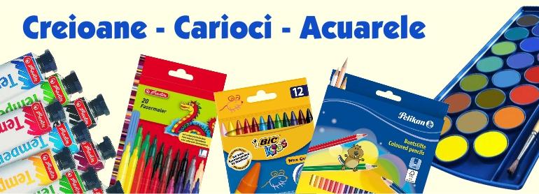 acuarele-pastile-tempera-guase-acrilice-ulei-palete-pictat-blocuri-desen-pensule-creioane-color-groase-cerate-carioci-carti-de-colorat