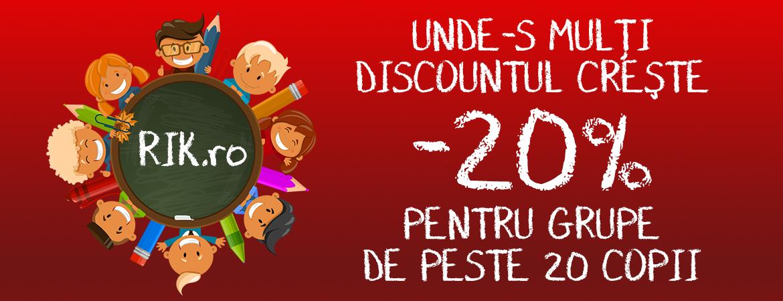 Discount 20%!