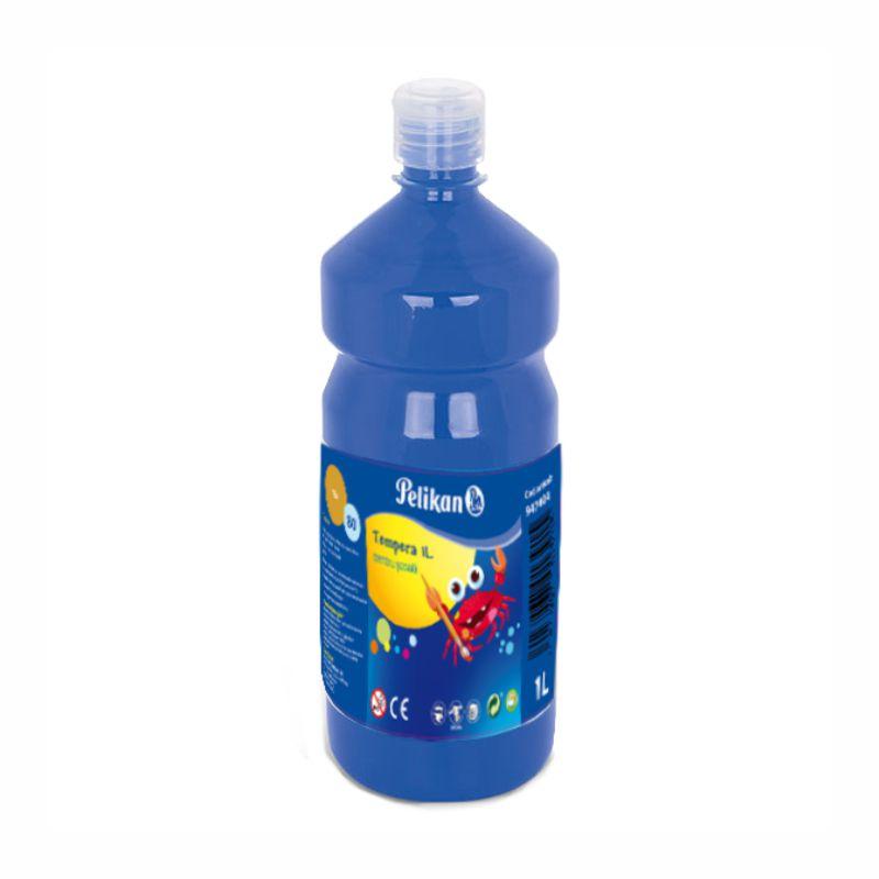 Acuarele Tempera  Albastru Ultramarin  1l  Pelikan