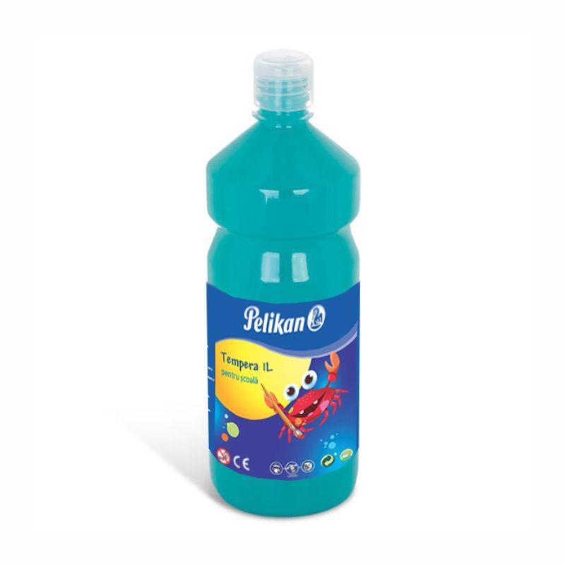 Acuarele Tempera  Turquoise  1l  Pelikan