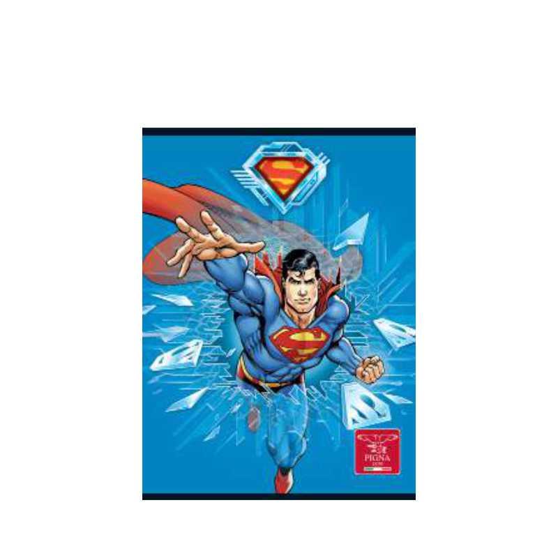 Bloc De Desen A4  16 File  160 Gr/mp  Superman