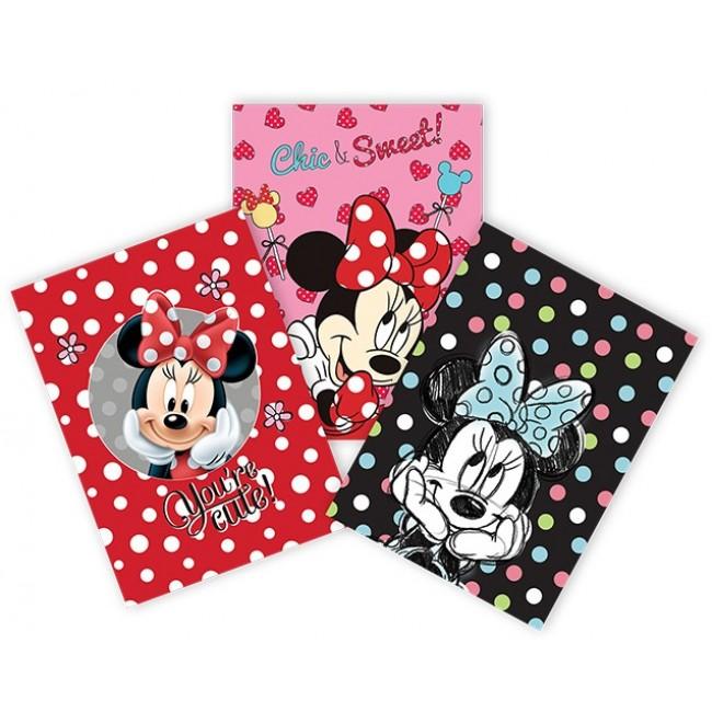 Coperta A4 Minnie Mouse