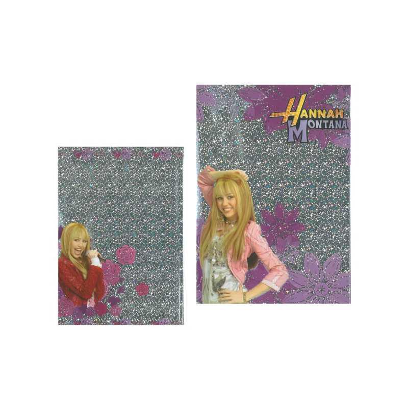 Coperta A4  Hanna Montana  Holograma