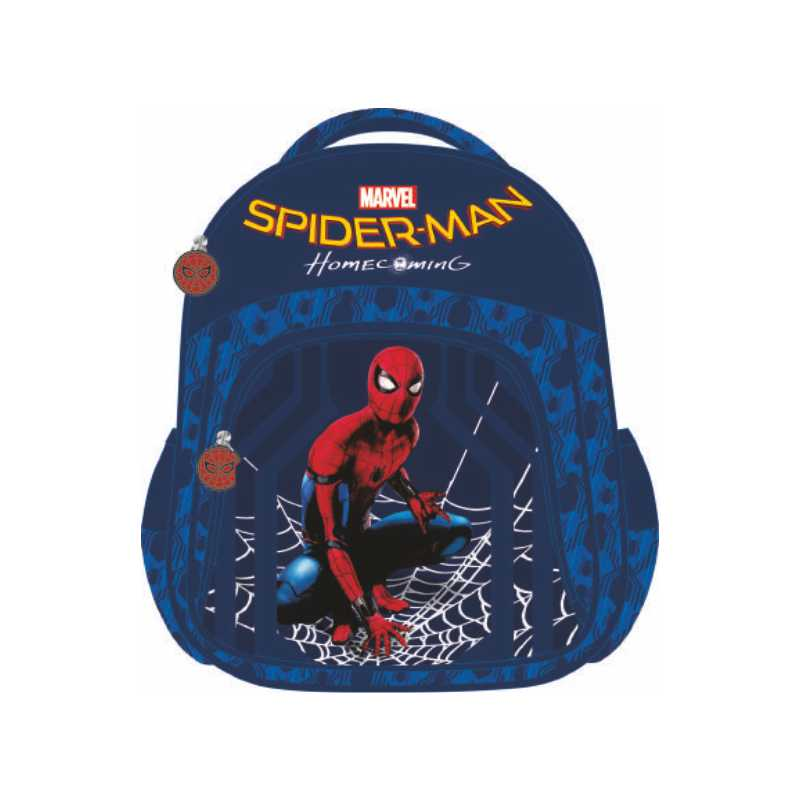 Ghiozdan Clasa 0 Spiderman