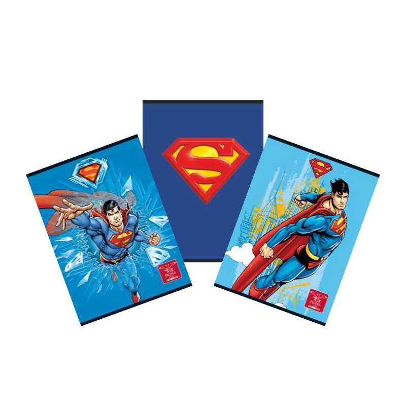 Caiet A5  48 File  Matematica  Superman