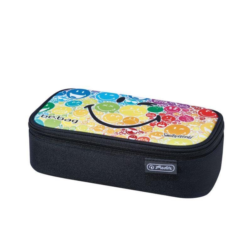 Necessaire Be.bag Beat Box Smileyworld Rainbow Herlitz
