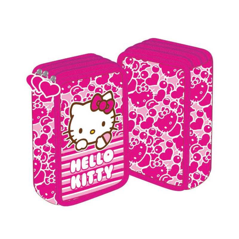 Penar Neechipat 3 Fermoare Hello Kitty
