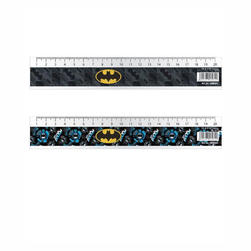 Rigla 20 Cm Batman