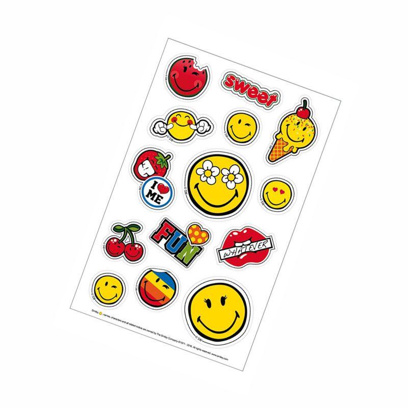 Sticker Smileyworld Girly  3 Coli/set  Herlitz